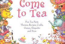 All About Drinks: Tea / by Vonnie Davis