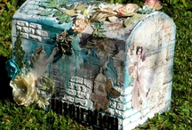 baús - altared box