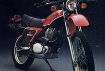 HONDA XLS 500