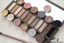 EYESHADOWS & DUPES