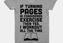 Book tshirts !