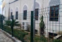 Panel Çit / Ervada Tel Örgü, İzmir de,Kafes Tel Örgü, Galvanizli Kafes Tel Örgü, Duvar Üstü Panel Çit, Jiletli Tel denildiğinde akla gelen ilk isimdir.