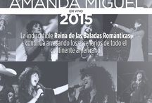 Amanda Miguel / Amanda Miguel Booking   NR artistas   Fechas Disponibles nramirez@nrartistas.com Tel: +52 (55) 52.64.70.94 Ext.103