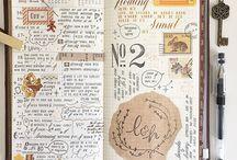 Taveler Notebook