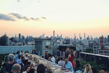 Rooftop Party Grill