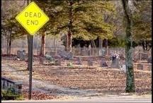 cemeteries / by Lisa Insani
