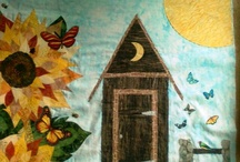 outhouse / by Eileen Bennett