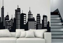 edificios, ciudades y otros
