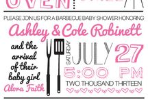 Baby showers / by Emily Smith