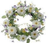 flowers - wreath
