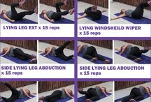 Beginner pilates workout