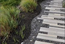 Paving Design / Garden/Landscape architecture