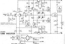 50w power amplifier