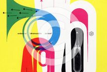 Graphic Design Inspiration by Courtney Stalker