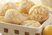 recipes - muffins of all kinds
