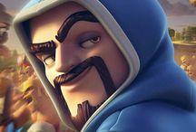 clash royale y clash of clans / me encantan los juegos estrategicos