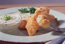 Fish and More / Get hooked :) on these recipes / by Correen K | Food Lovers Web