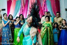 Performances at Indian Weddings