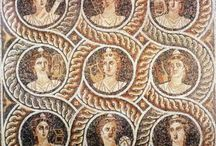 římské mozaiky