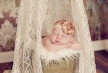 Newborn Pose Ideas/DIY / by Whitley Danielle Smith