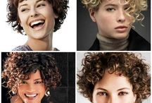 Curly hair styles for me