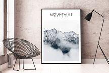 Plakaty do mieszkania