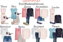 Travel Tips & Outfits / by Jessica Kelsey