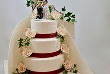 Pièce Montée Fleurs Mariage - Wedding Cakes