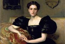 arte - Jonh Singer Sarget (1856-1925) / arte - pittore statunitense