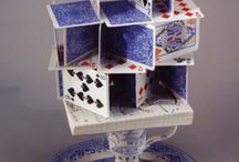 Artworks with playing cards 2