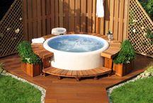 Hot tub ideas