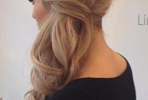 Long hair lookbook