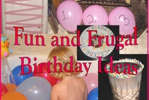 Birthday Traditions / by Heather Williams