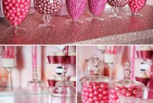 Candy Buffet Ideas | Hen Party Candy Buffet / With these great range of candy buffet ideas you can easily create a beautiful display for your hen party or wedding. A wedding candy buffet is the next best thing. A hen party candy buffet is on trend for your hen party.