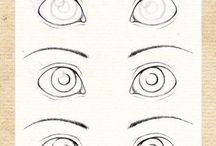 eys draw