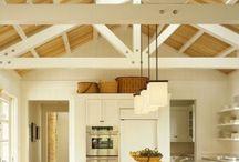 Interior Style-Farmhouse / by Kyra Williams