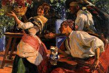 Pintores Espanhois
