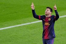 Messi / The goal