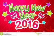 HAPPY 2016 / Buon anno!