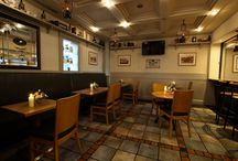 The snug is so cosy and perfect for intimate dining #hotel #cosy