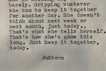 Quotes: JmStorm