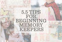 Memory keeping
