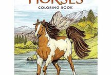 coloring books, yes, coloring books / by Kim Brooks