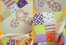 bicycle patchwork
