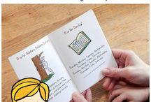little letter book