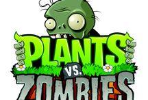 Plantas Vs Zombies / #PlantsVsZombies #Originales #CosasDeChicos #ConeheadZombie #SunFlower #DiscoZombie #WallNut #DukeTubeZombie #PeasHooter #ExplodingZombie #Mochilas