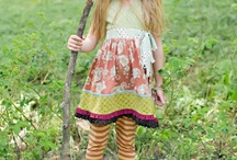 Boutique clothing - for girls