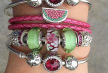 pulseiras e berloques ❤
