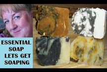 Hand Crafted Soap / Hand Crafted Soap Recipies and Ideas / by Will Montis