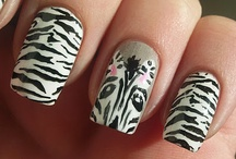 Nail Art and other Bethany stuff